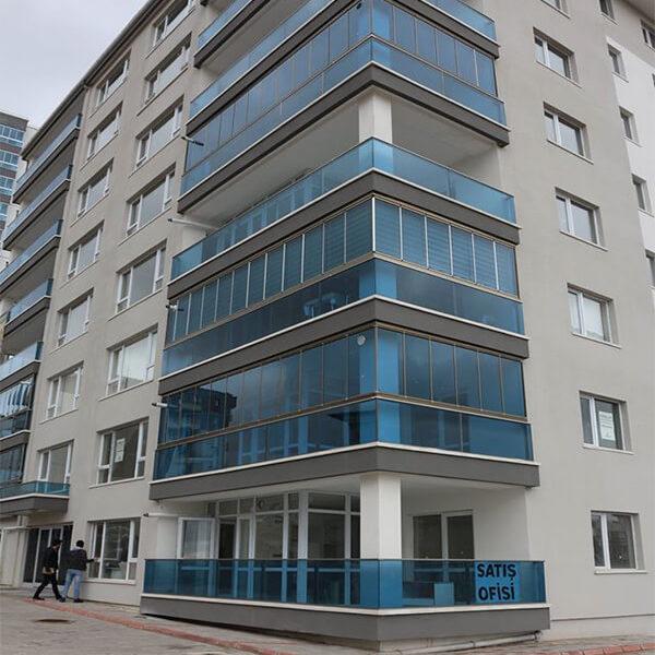 Isıcamlı Cam Balkon Modelleri Fiyatları Ankara - Ostim Cam ...