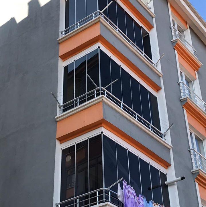 güneşevler caöm balkon sistemleri