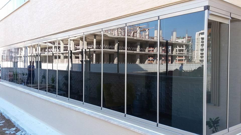 çayyolu cam balkon sistemleri