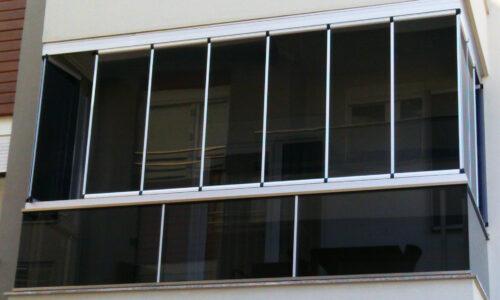 incek cam balkon