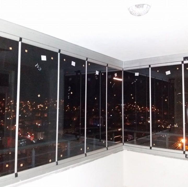 pursaklar cam balkon sistemleri
