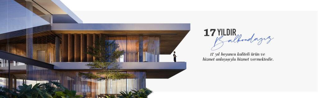 ostim ısıcamlı cam balkon firması