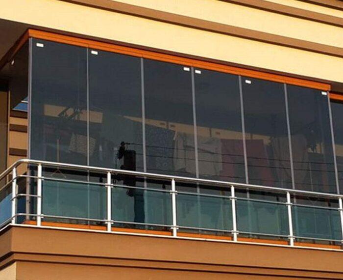 cam balkon çayyolu