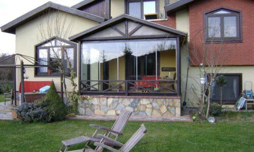 Çayyolu cam balkon imalatı ve montajı