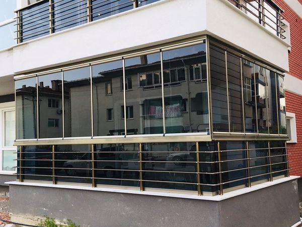 balkon camı